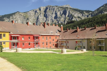 Holiday apartment with 2 bedrooms on 44m² in Eisenerz