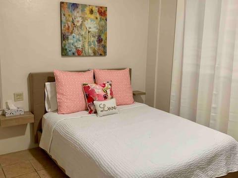 Villa Almendro Un apartamento práctico y hermoso.