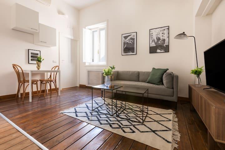Sonder | Barberini Apartment | Charming 1BR