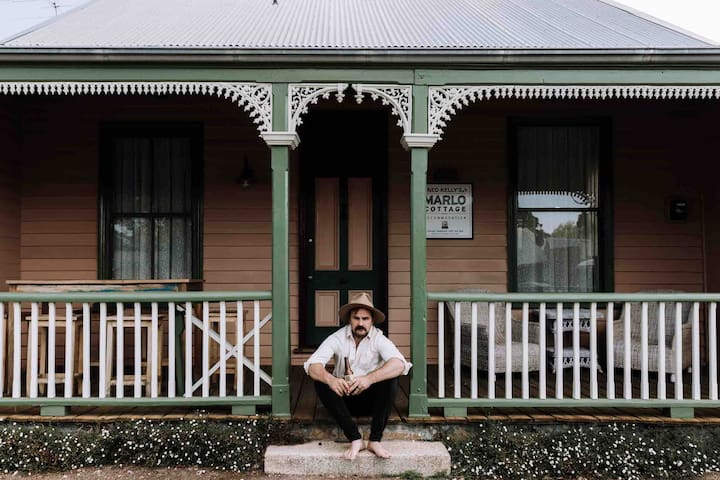 Ned Kelly's Marlo Cottage - in the best location
