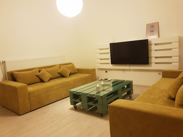 LaRge&CoSy apartment in the city central