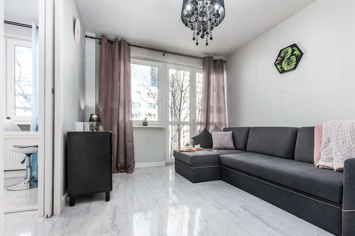 """Be my guest"" Apartments Pańska 7"
