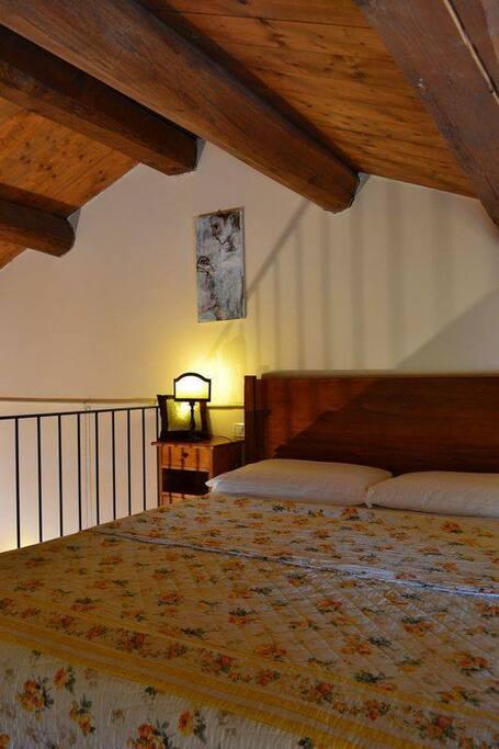 Dettaglio camera da letto