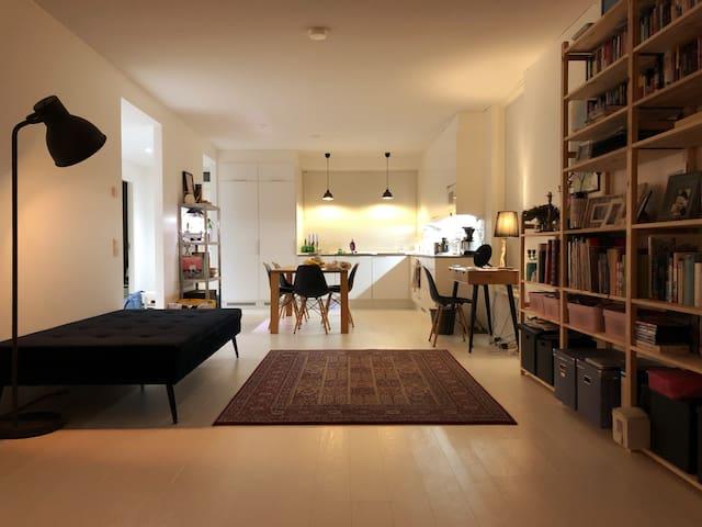 Modern terraced house in Turku Archipelago