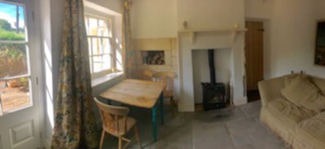 Manor Farm Self Catering. Cosy and romantic.