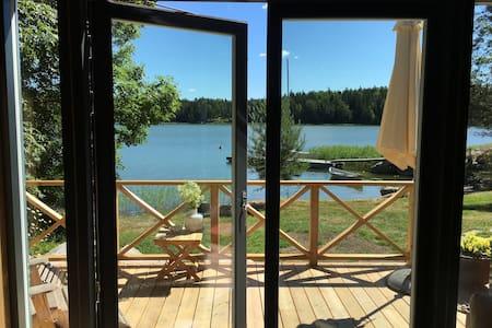 Private seaside paradise: 35min Helsinki & airport