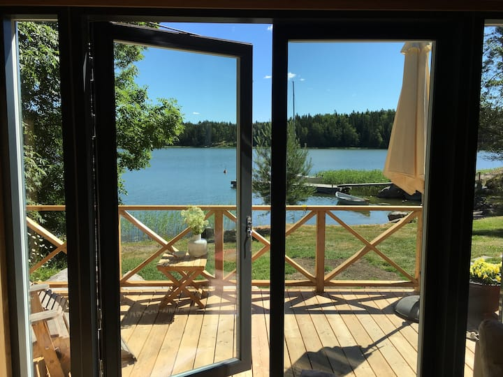 Private seaside paradise: 35min Helsinki & airport