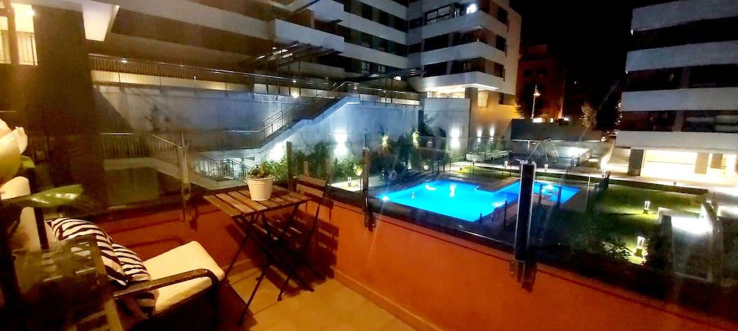 Apartamento Gym ● COSTA NORTE CASTRO