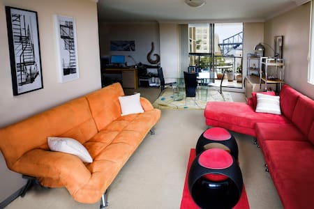 Sydney Harbour Living - Executive Apartment - McMahons Point