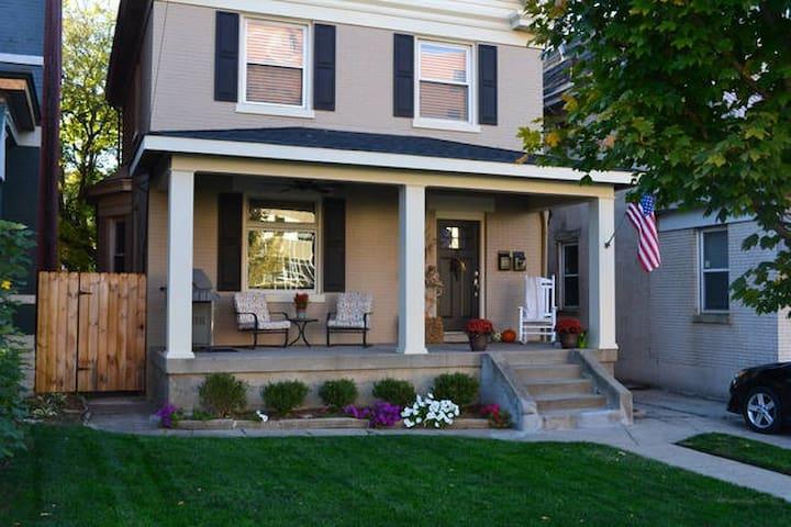 Entire Home in Fantastic Location! - Cincinnati - House