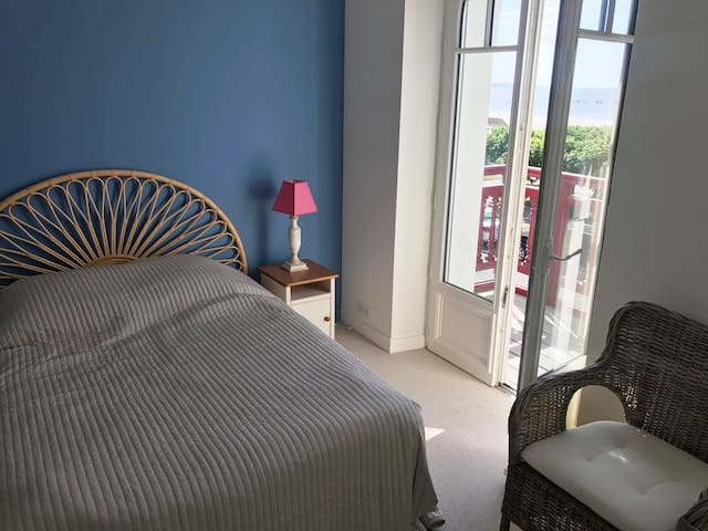 Villa Orphée: Chambre privée avec Balcon