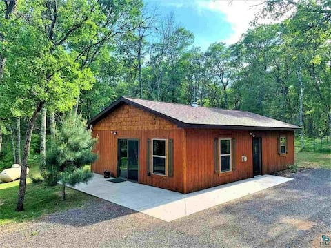 *NEW*Minong Flowage*Cabin House By The Lake*