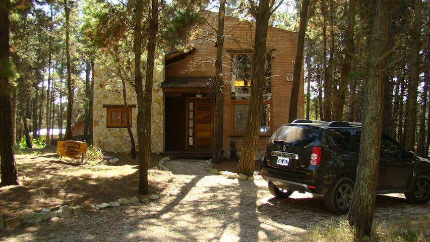Casa Guardián del Bosque en Mar de las Pampas