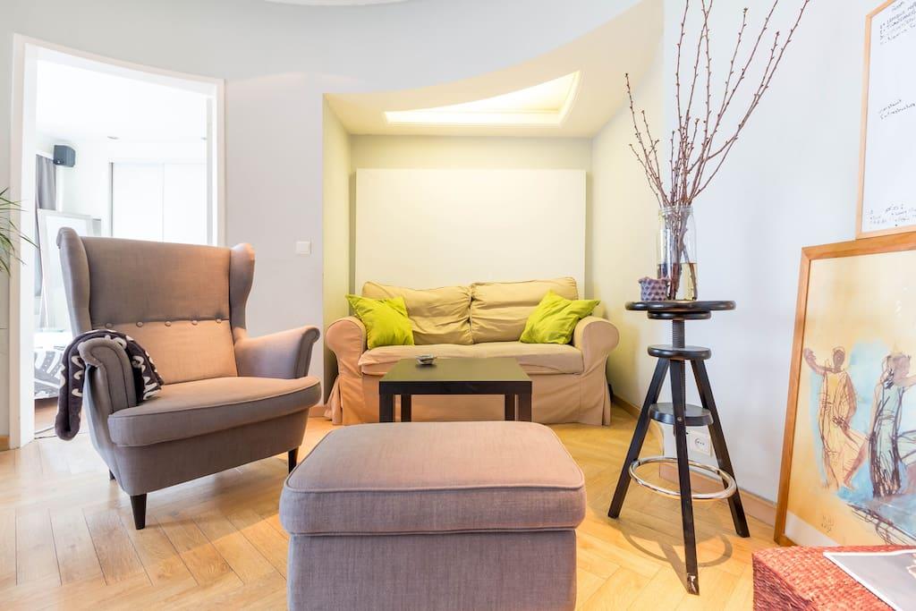 cozy flat by a lovely park appartements louer ville de bruxelles bruxelles belgique. Black Bedroom Furniture Sets. Home Design Ideas
