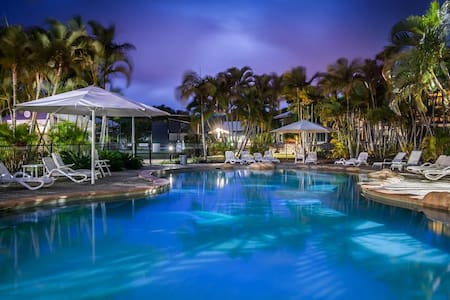 Great Location, Cosy Noosa Riverside Resort Living