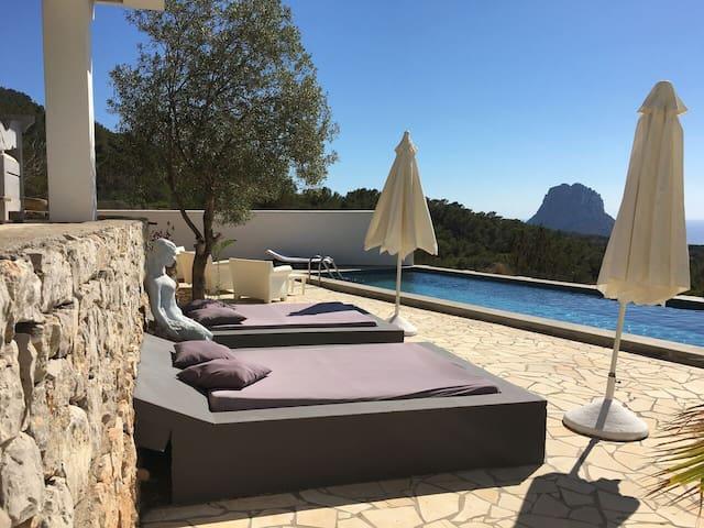 Love & Light in Villa Blanca - Es Vedra - Ibiza - Sant Josep de sa Talaia - Villa
