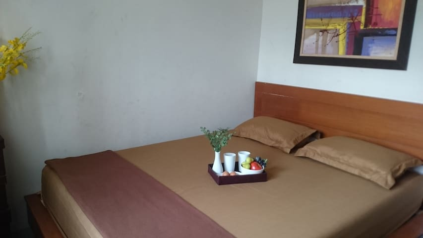 Kamar 2 tempat tidur 160x200 m