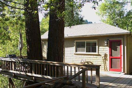 Tree House in Wine Country - Guerneville - 独立屋