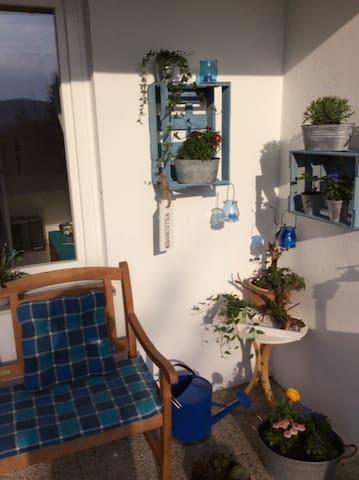 Gemütliche Ferienwohnung im Bergischen Land - Much - Apartamento