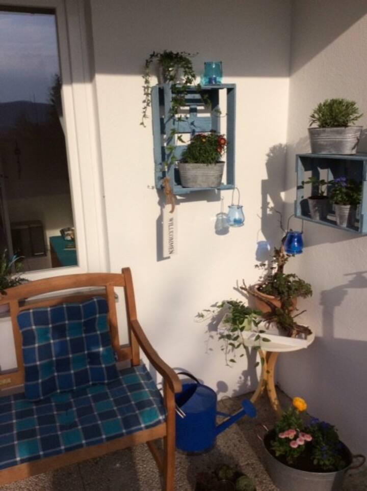 Gemütliche Ferienwohnung im Bergischen Land