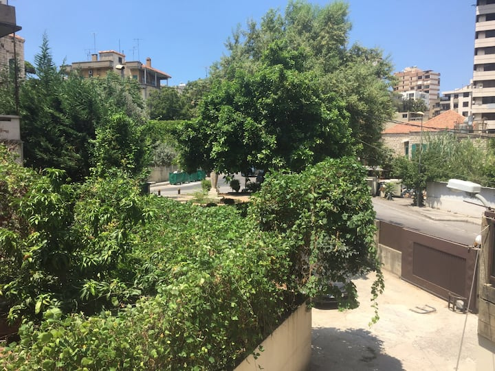Studio apartment in jounieh, close to town centre
