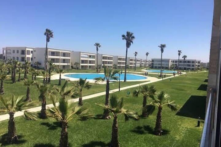 Charmant et Luxueux appartement - Sidi Rahal - Appartement