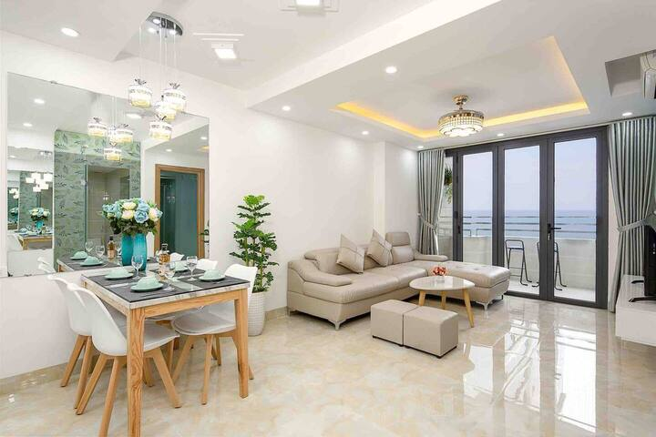 2BR【BALCONY SeaView 】MUONGTHANH Apartment (23th)