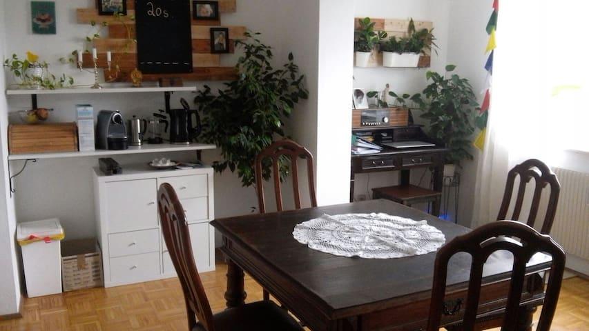 Gemütliche Wohnung für 2 - Graz - Byt