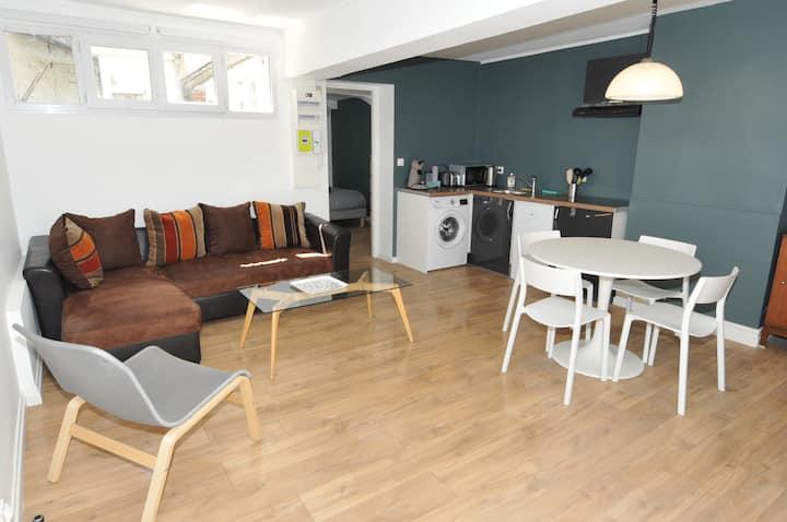 Le Bussi, appartement 40 m2 pour 4 personnes