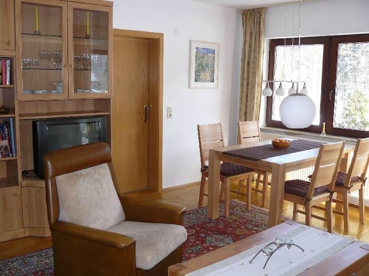 Ferienwohnung Bußenius, (Bad Herrenalb), Ferienwohnung mit 70 qm, 2 Schlafräumen, für maximal 3 Personen