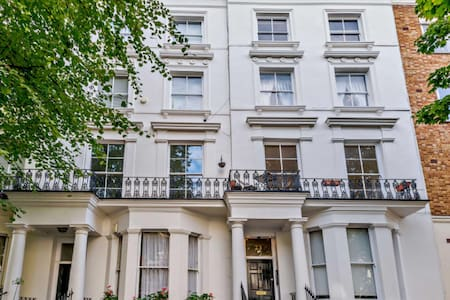 Cosy and charming 2 bedroom flat off Abbey road