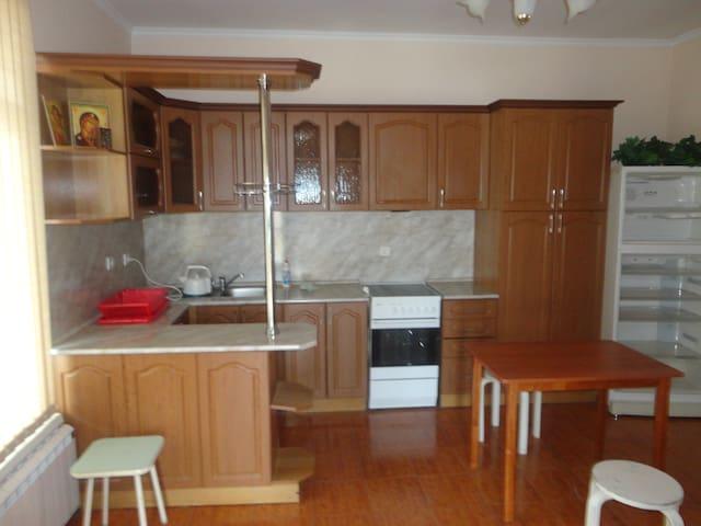 Двухкомнатная квартира в Джемете - Anapa - Apartment