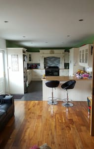 Country living in a spacious house - Tuam - House
