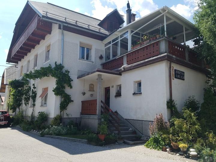 Apartment Raft, Bovec