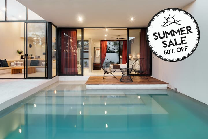 ★Amazing Suite★Private Pool & Parking★4GF