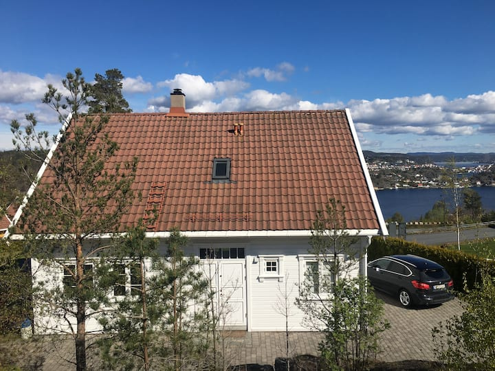 Beautiful cabin with great view at Kragerø Resort