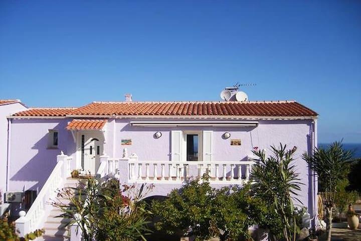 REZ DE VILLA BORD DE MER F3 A SANTA MARIA - Corsica - Villa