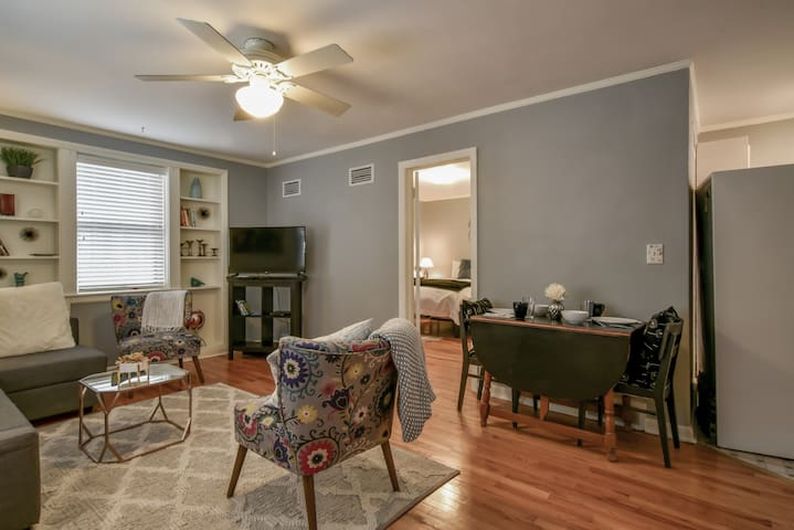 Park Place, Hyde Park - Kansas City - Apartment