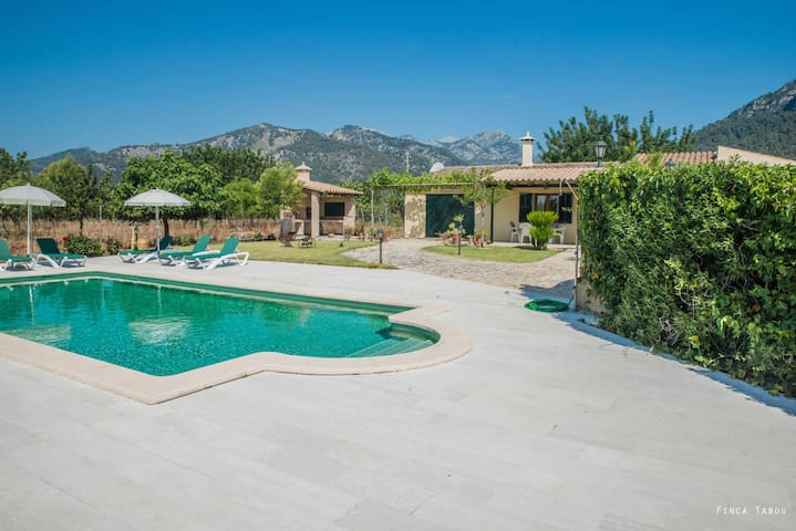 Villa Can Tabou with private pool in Mallorca