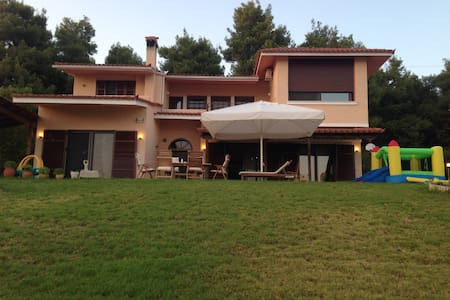 Luxury villa Rovies 300m2