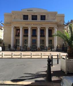 Studio VIEUX PORT  centre ville - Marseille - Apartment