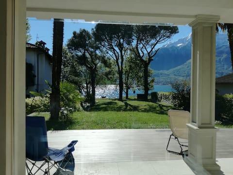 """Grazia al Lago"" B & B Room Svasso"