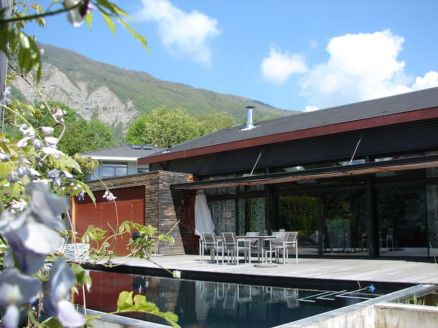maison proche Grenoble, au calme - Corenc - Casa