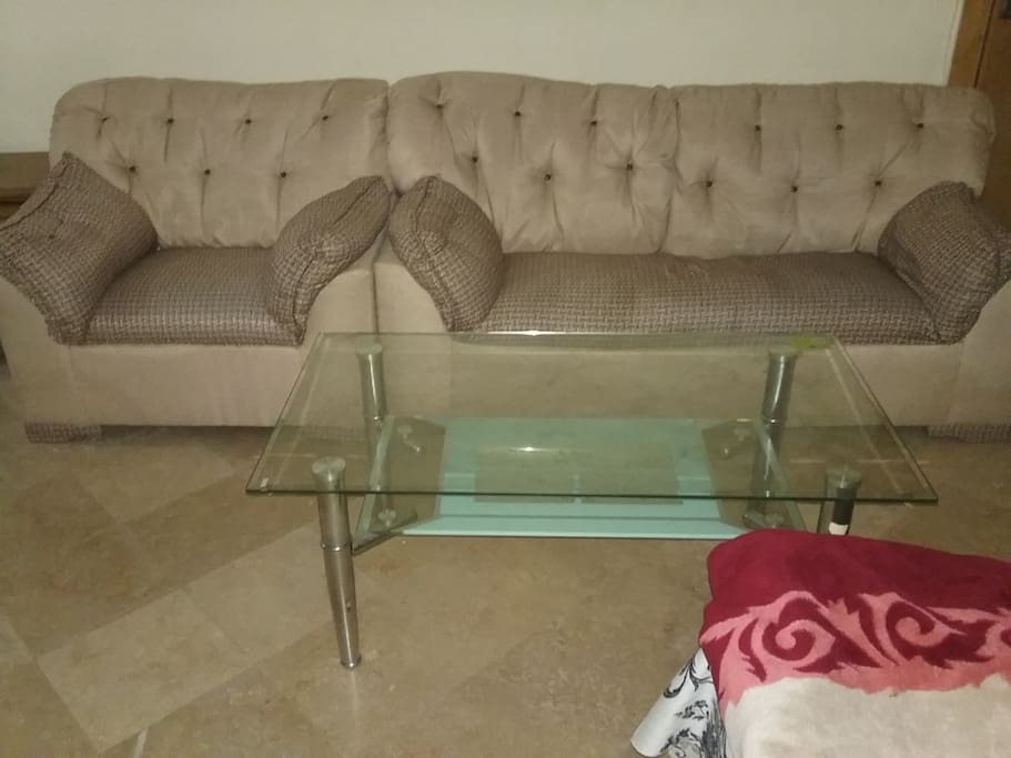 bed room sofa