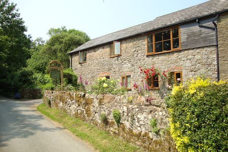 Caradoc Cottage, great walking from the door