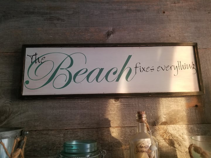 Beach Fixes Everything