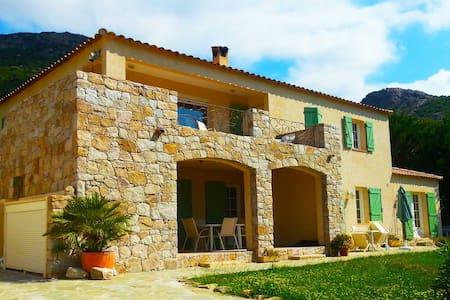 Villa Scandola Appartement FOCOLARA - Galéria - Villa