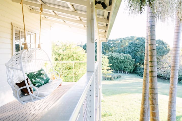 Gorgeous Byron Bay hinterland oasis