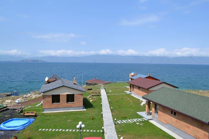 Коттедж с видом на озеро Севан - Sevan - Villa