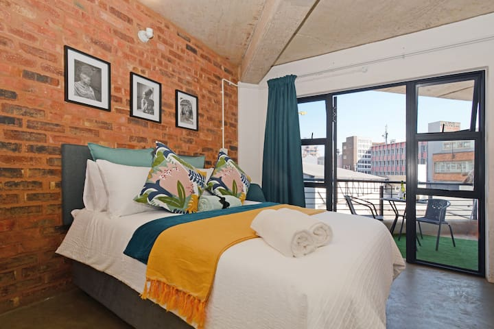 Maboneng Studio Gem -Urban Living